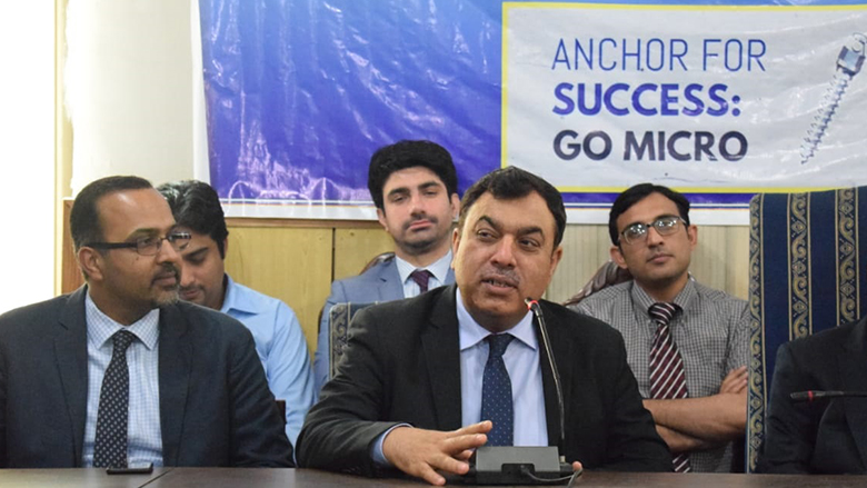 'Anchor for success: Go micro'- PAO workshop at de 'Montmorency College