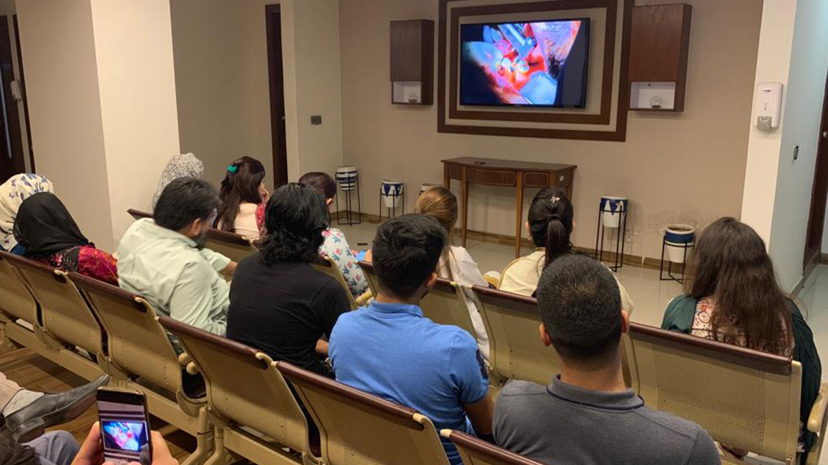 Ziauddin College of Dentistry organizes session on Implantology