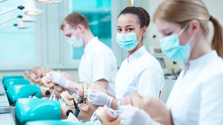 Is Your Posture Affecting Your Dental Career?