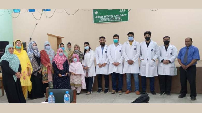 AIDM Holds Free Dental Checkups To Spread Oral Care Awareness