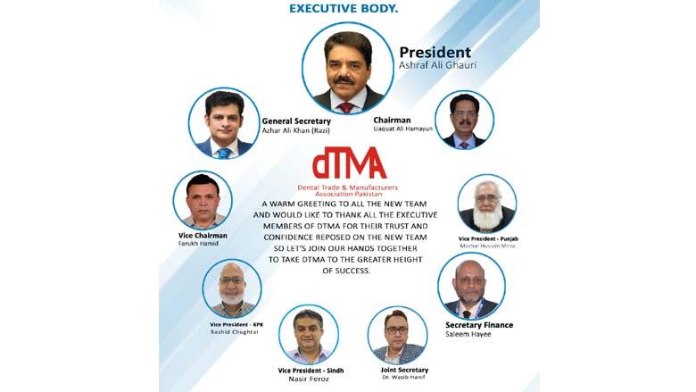 DTMA announces the new executive body