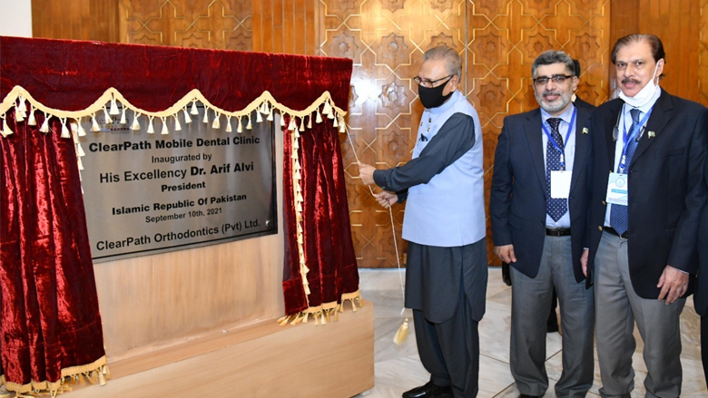 Inaugural Ceremony Of PDA Gujranwala Dental Welfare Complex And Mobile Dental Clinic